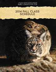 Front cover - Fall 2014 Catalog