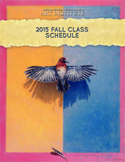 Front cover - Fall 2015 Catalog