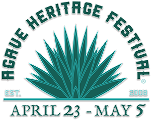 Agave Festival Logo April 23 - May 5 2019