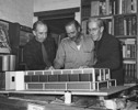 Thumbnail of Bill Carr, George Olin, Marv Frost, ASDM Model 1951