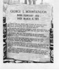 Thumbnail of George L Mountainlion Farewell 1955