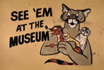 Thumbnail of See 'Em at the Museum - drawing by Chuck Waggin aka Charles Amesbury