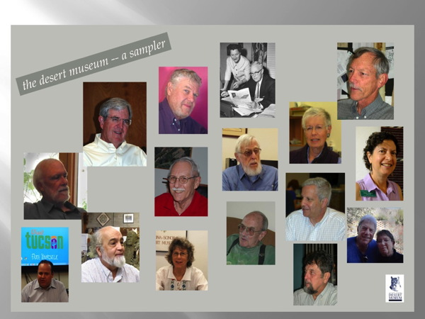 Fourth Collage of Faces of our Oral History Project