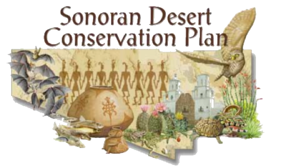 Sonoran Desert Conservation Plan Logo