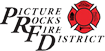 Picture Rocks Fire Department Logo