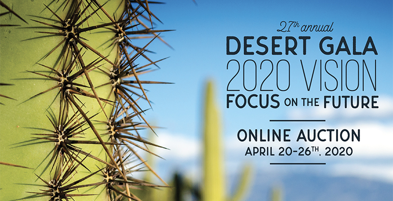The 27th Annual Desert Museum Gala - 2020 Vision Focus on the Future