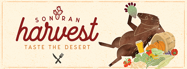 Sonoran Harvest - Taste the Desert: Saturday November 17, 2018 - 6:30 to 9:30 p.m.