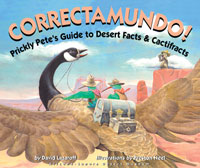 Cover - Correctamundo: Prickly Pete's Guide to Desert Facts & Cactifracts