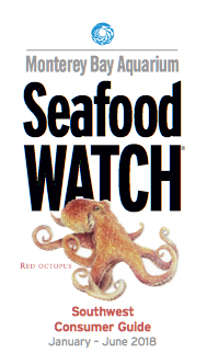 Cover of Seafood Watch Guide