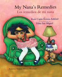 Cover - My Nana's Remedies / Los remedios de mi nana